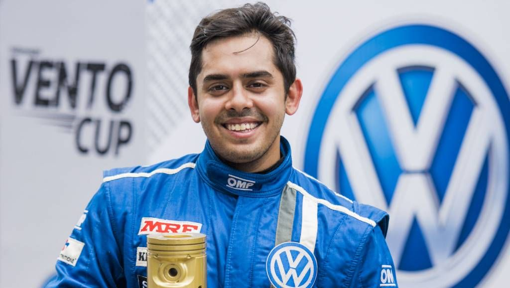 2016 Volkswagen Vento Cup Ishaan Dodhiwala wins the championship - Overdrive #757LiveIN