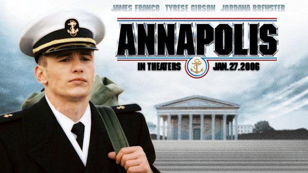 o filme annapolis