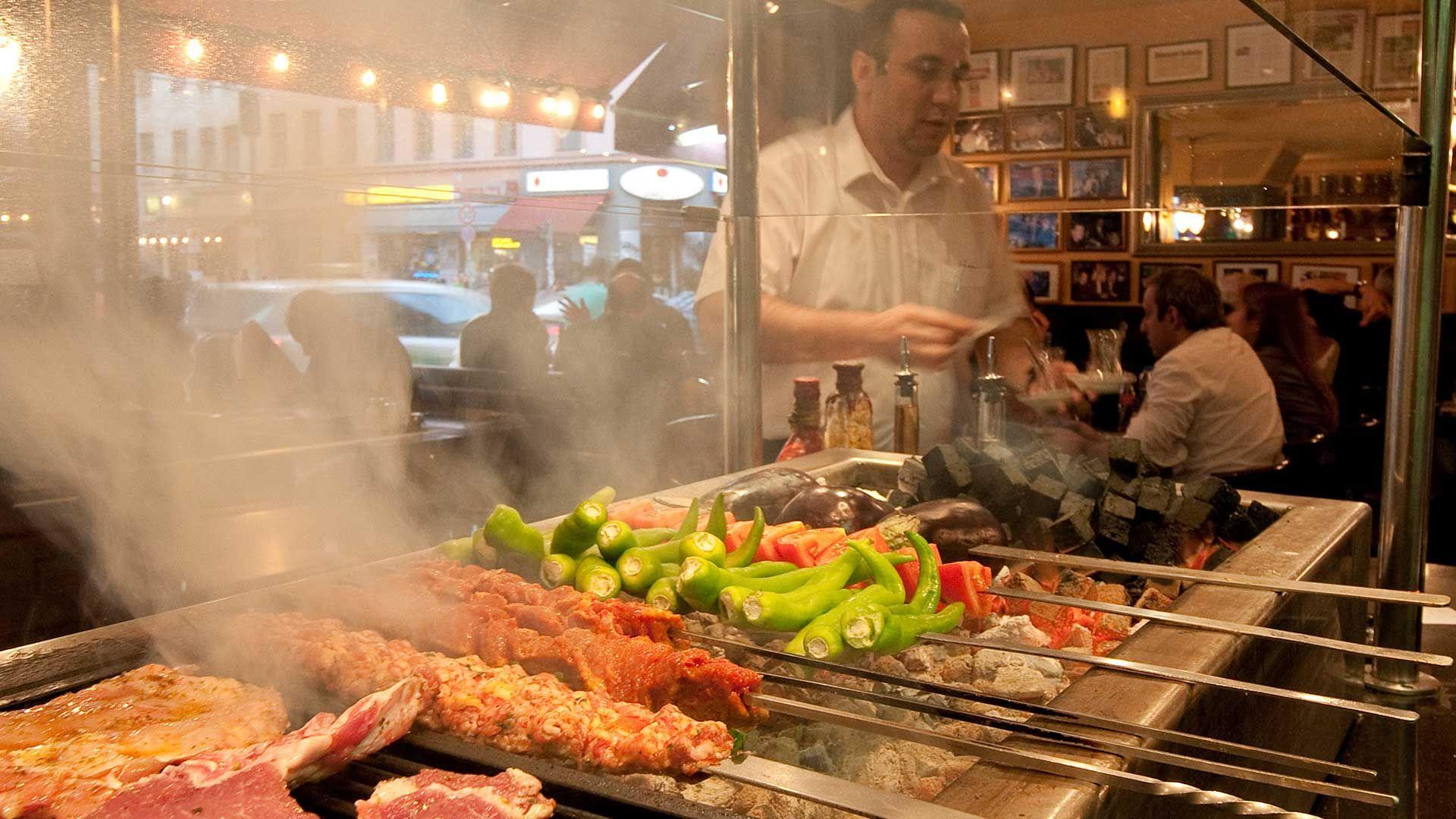 Hasir Restaurants - quintessential fast food in berlin is turkish deliciousness