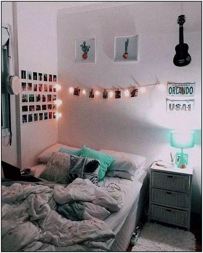 +30 Fantastic Led String Lights Decor Girls Bedroom