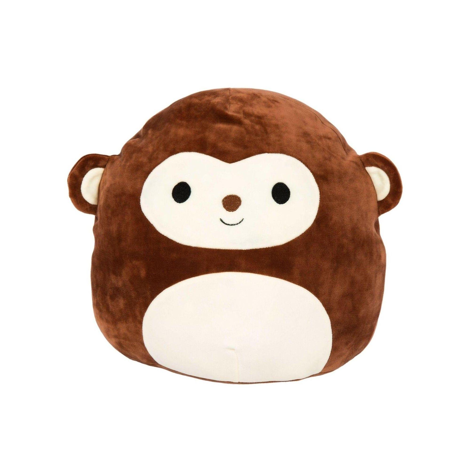 Pin By Sma Stanton On Plush In 2020 Monkey Plush Animal Pillows Animal Plush Toys
