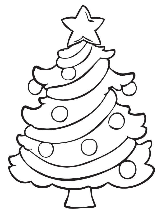 Printable Christmas Coloring Pages - Free Coloring Sheets #coloringsheets