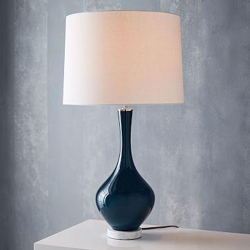 West elm rejuvenation colored glass table lamp tall whitewhite west elm rejuvenation colored glass table lamp tall westelm aloadofball Image collections
