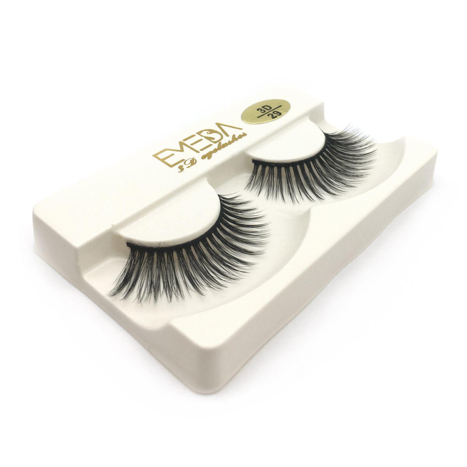 0697e2844c8 3D synthetic fiber silk eyelash JH192 | eyelash extensions in 2019 ...