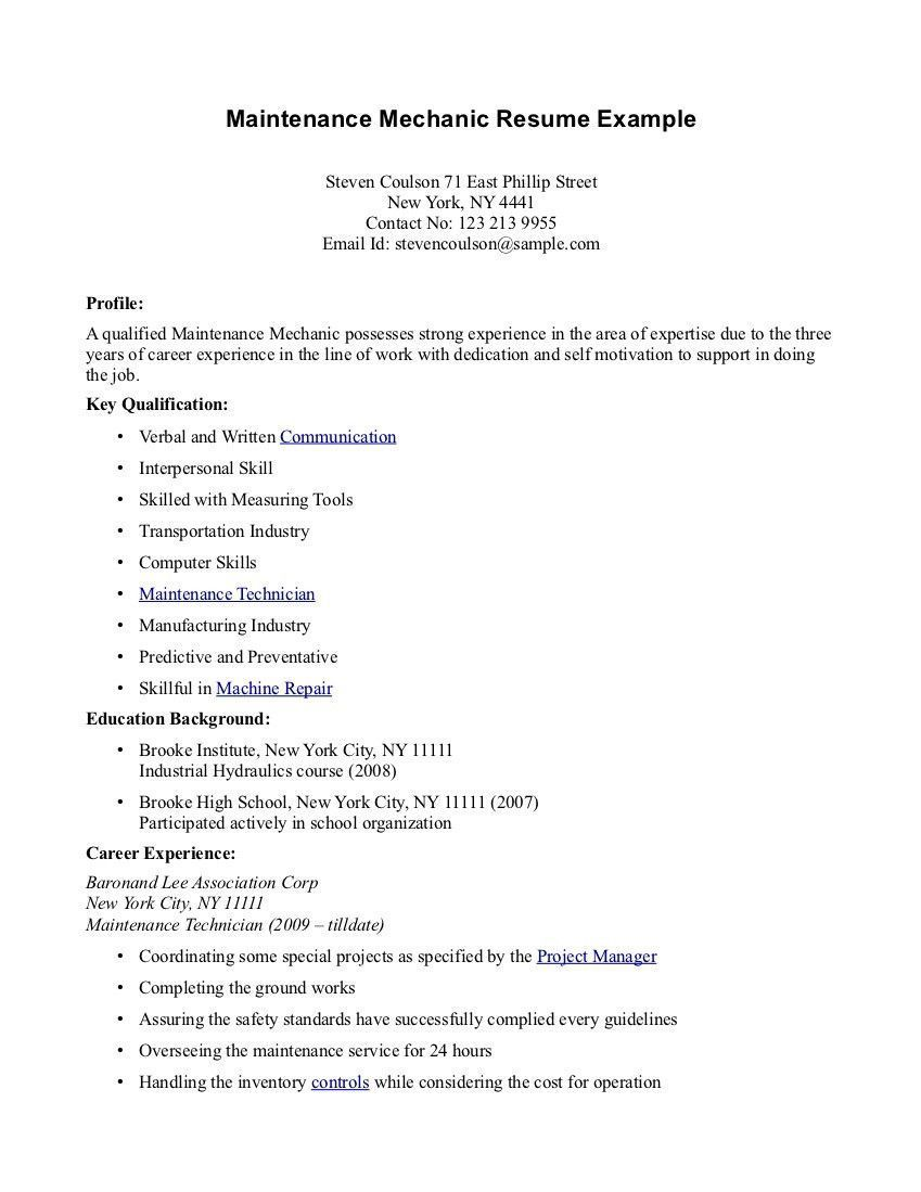 Resume Examples for Students Very Good Sample Cover Letter