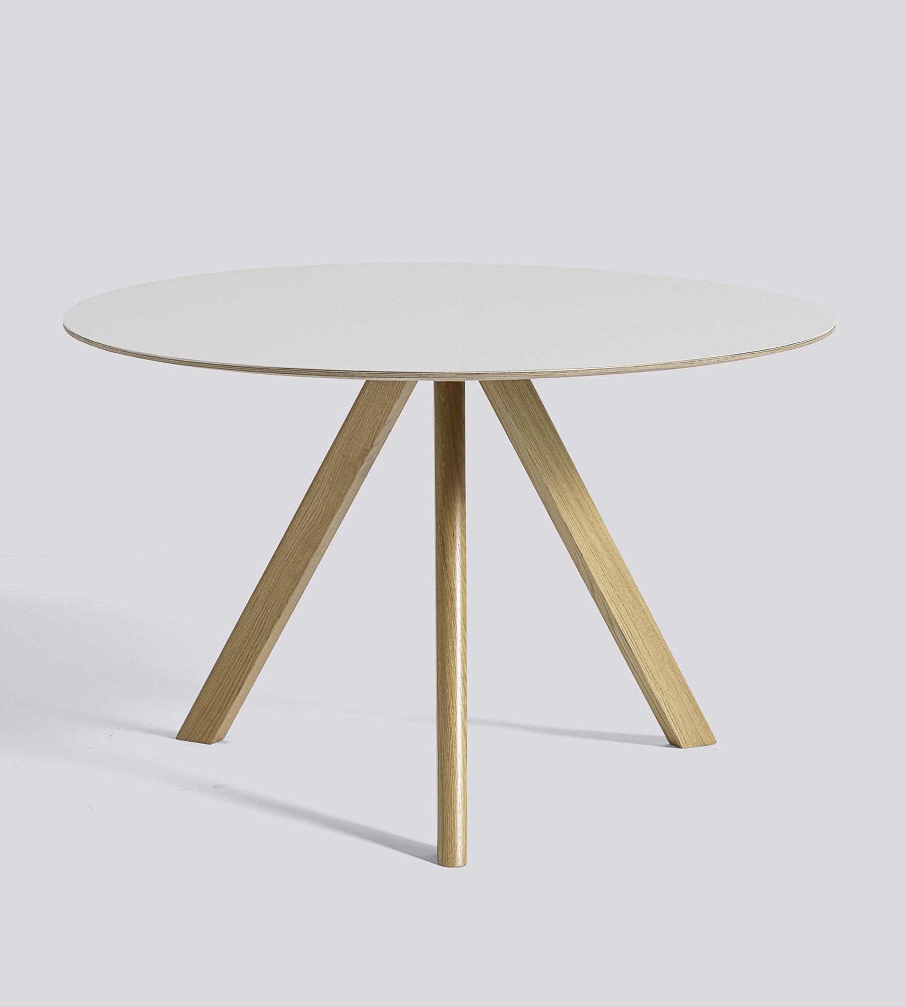 Copenhague Table Round Cph20 Tisch Rund Hay Mobel Bestellen