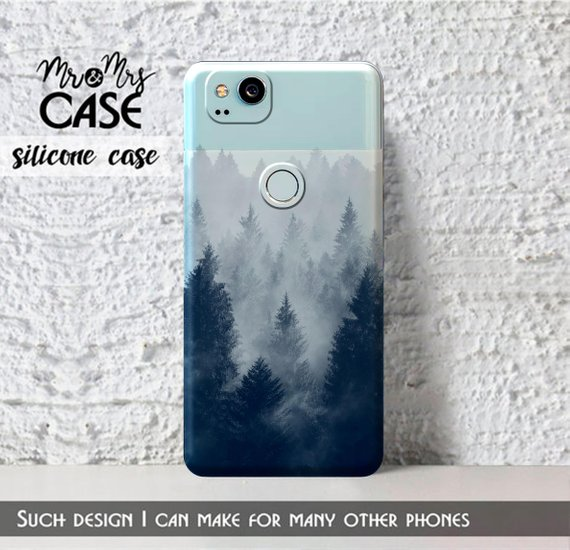 new concept 608d6 ad3bf Pixel 2-Mountain Phone case-Pixel 2 Xl case-Google Pixel 2 case-case ...