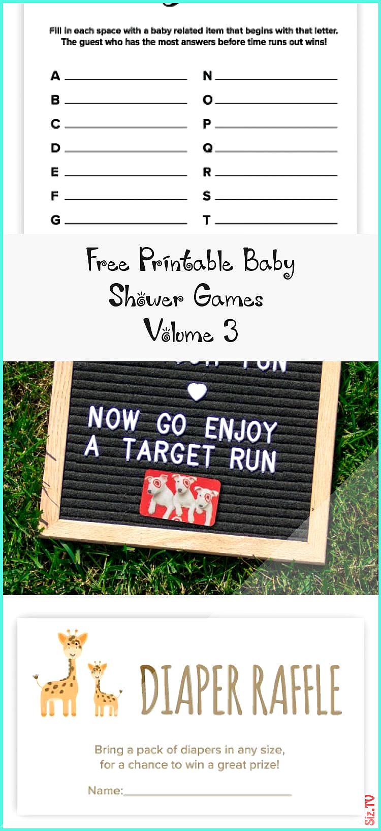 Free Printable Baby Shower Games Volume 3 Free Printable Baby Shower Games Volume 3 dea idea2463 Babyshower deas Free Printable Baby Shower Games Volume 3 nbsp hellip Bab...