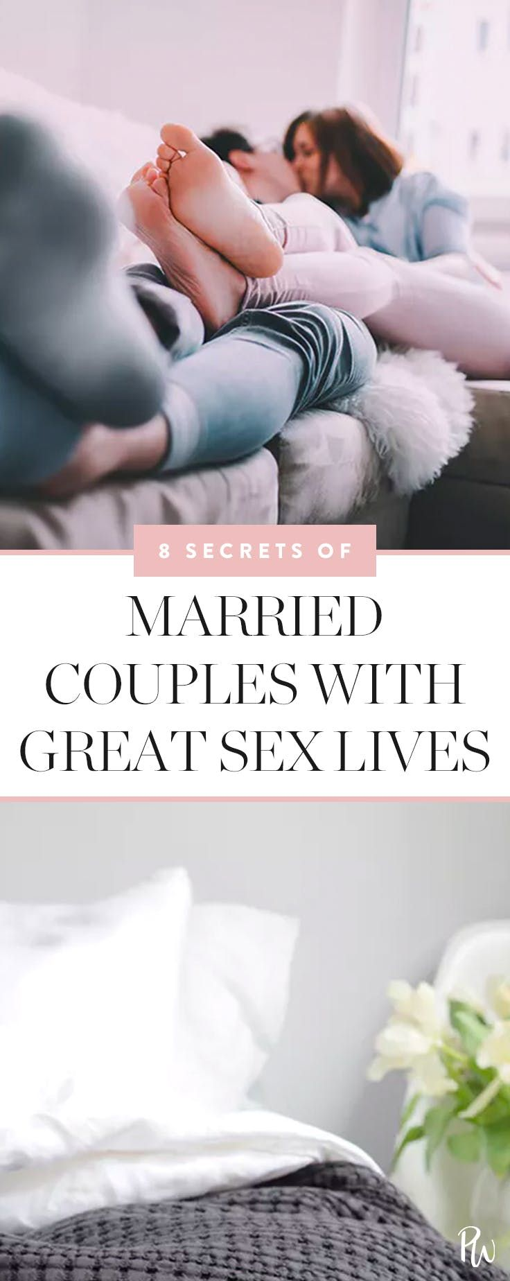 Healthy sex life for married couples