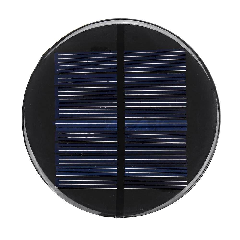 6 V Round Polycrystalline Silicon Solar Cell In 2020 Silicon Solar Cell Solar Cell Solar