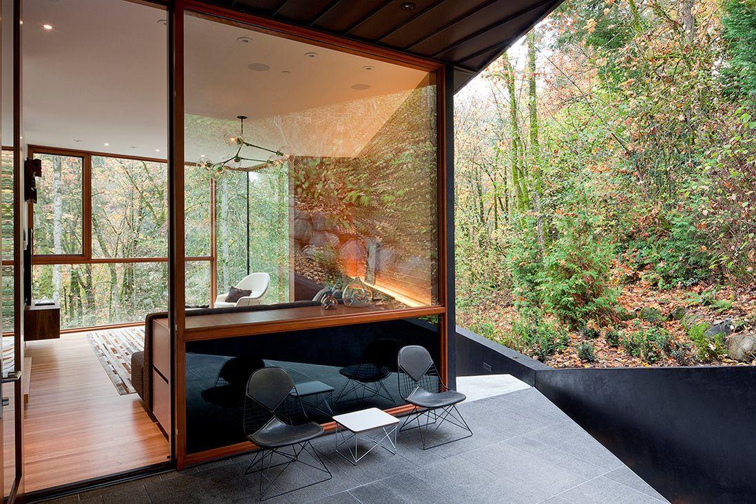 The Hoke House Byskylab Architecture Huis