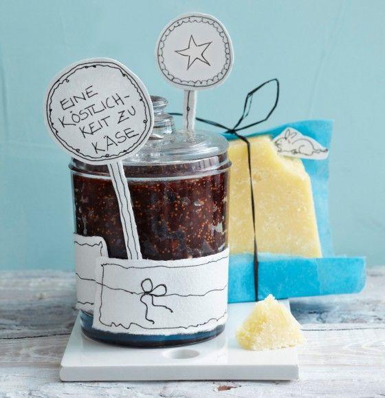 Feigen-Chutney - Weihnachten Geschenke aus der Küche - 8 - ESSEN - geschenk aus der küche