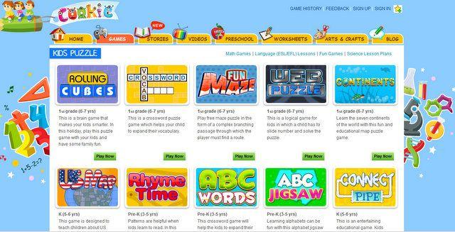 Free Online Kids Learning Games Huge Resource Kids Online Learning Learning Games For Kids Kids Learning Free online preschool games
