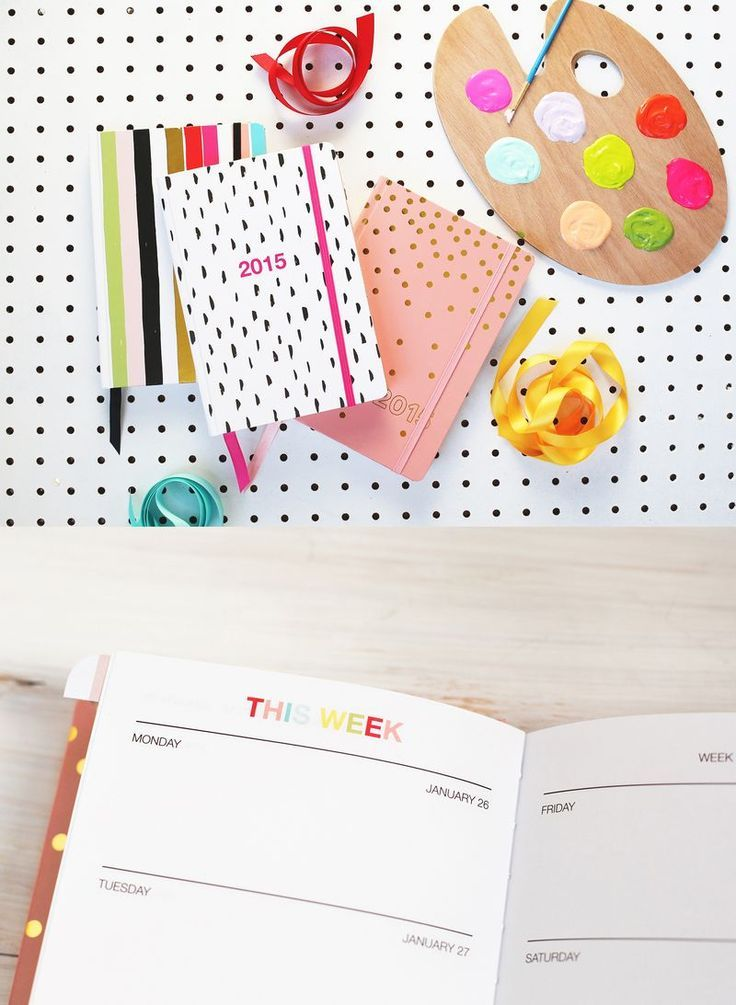 A Beautiful Mess 2015 planners available at shopabeautifulmess