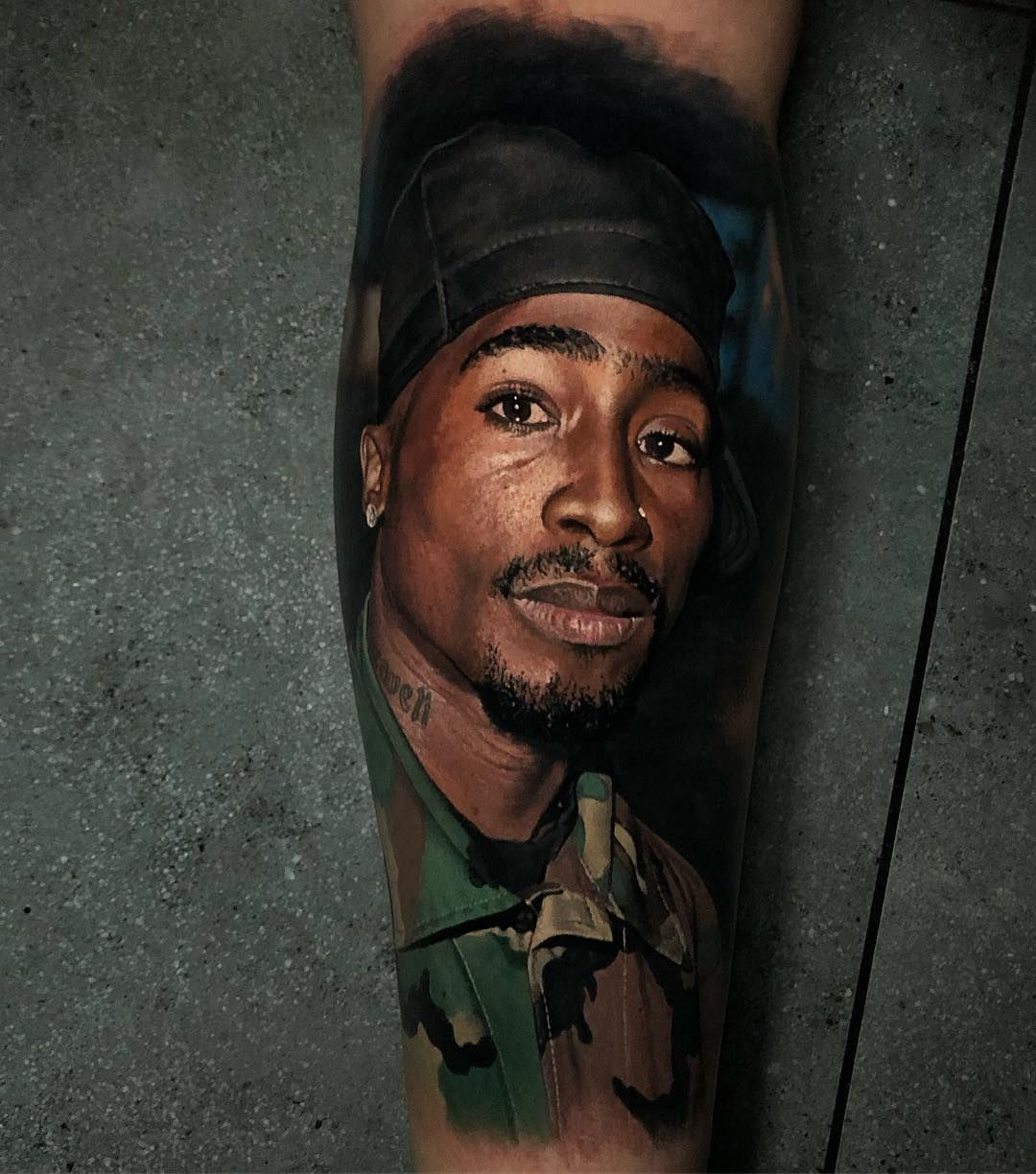 """Steve Butcher on Instagram """"2pac 2pacshakur done at"""