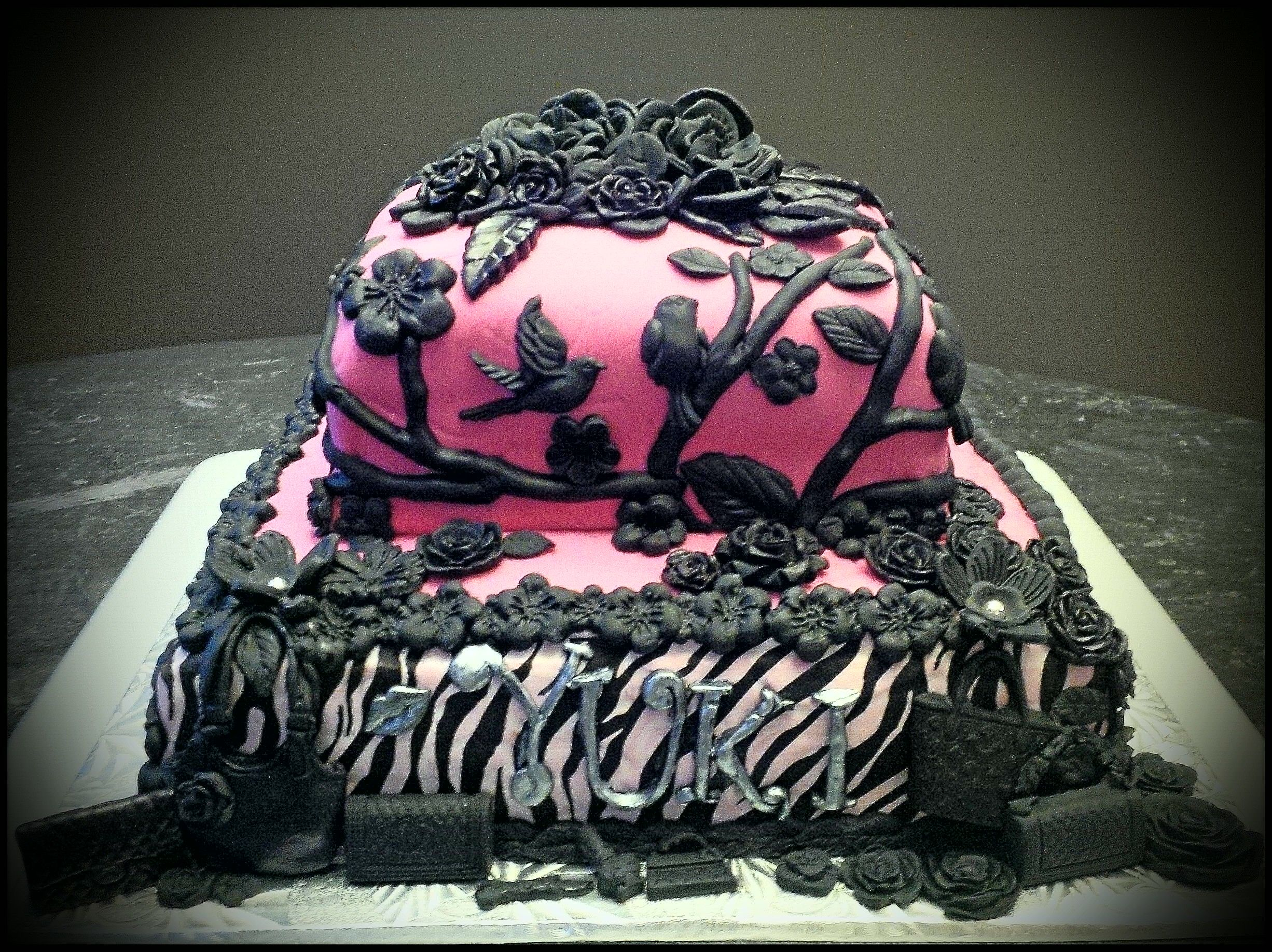 Birds ~ Custom-Made-To-Order Cakes & Desserts for All Occasions  www.sumptuoustreats.com