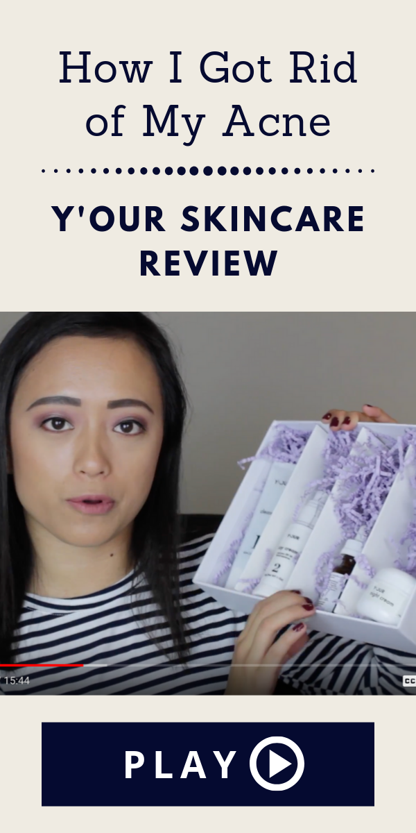 How I Got Rid Of My Acne Y Our Personalized Skin Care Skin Care Acne Skin