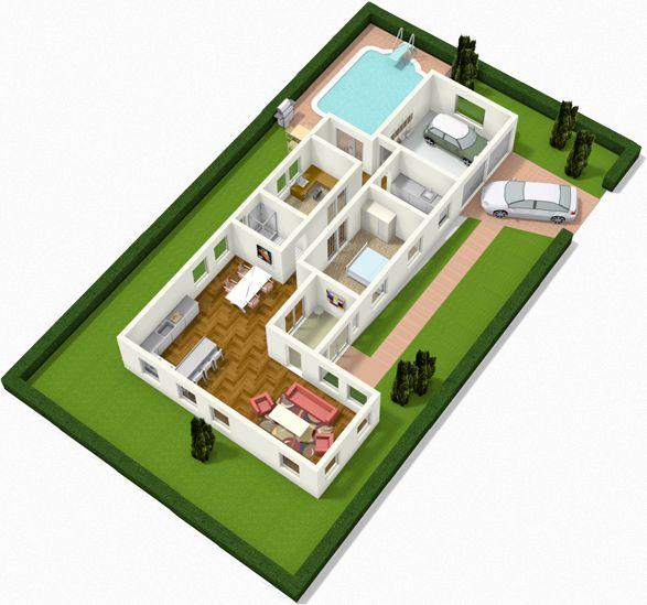 Floorplanner online floor planning made easy free google chrome app also rh br pinterest
