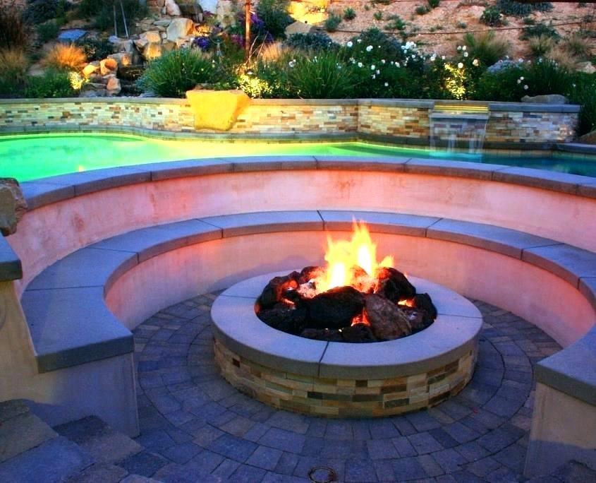 Diy Kiddie Pool Fire Pit Heater 86 Best Of Cozy