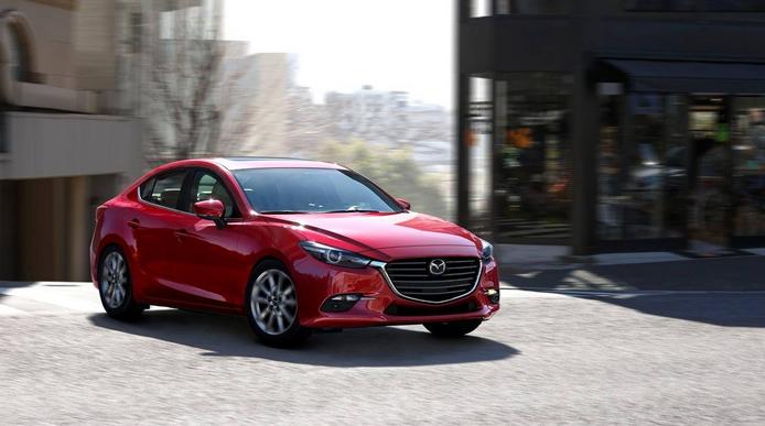 2017 Mazda 3 Awd Mazda 3 Sedan Mazda Mazda 3
