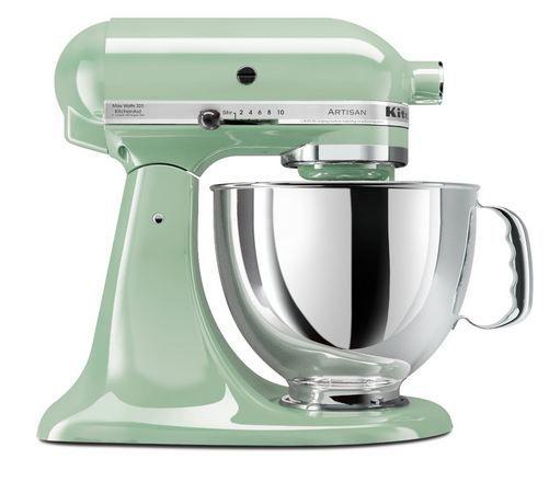 Kitchenaid Artisan Stand Mixer In 24 Retro Colors Kitchenaid