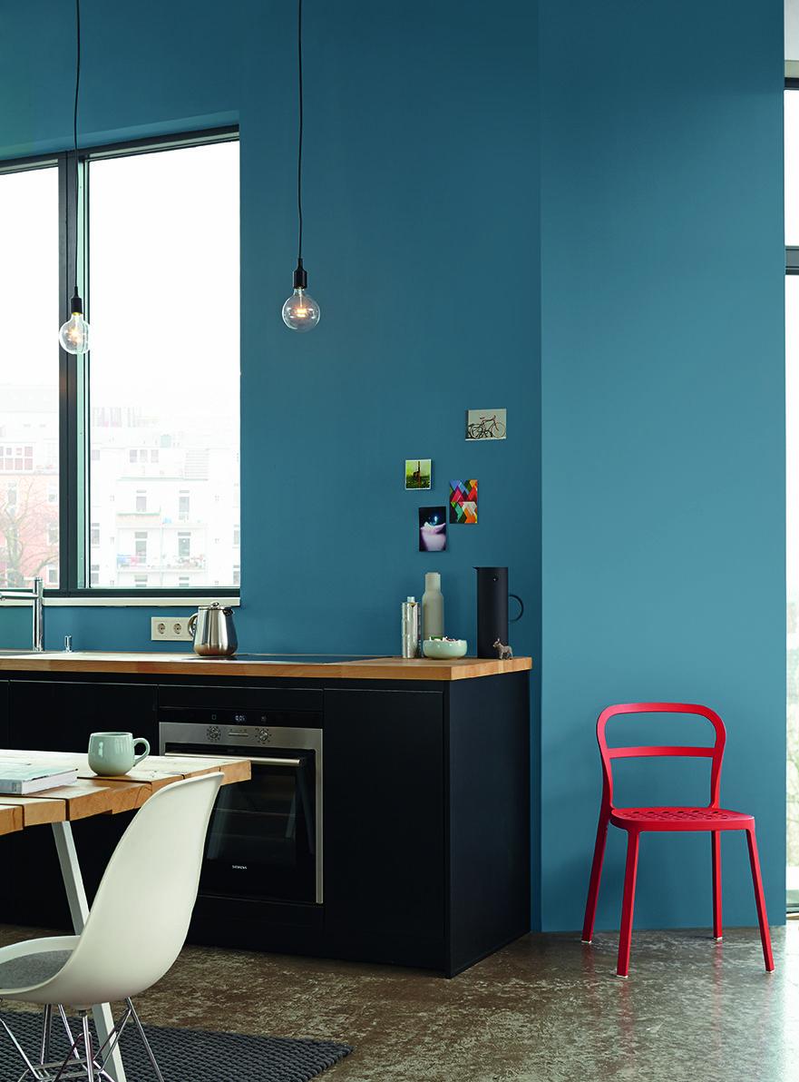 Pin von BAUHAUS Deutschland auf Farbe | Küche farbe, Feine ...