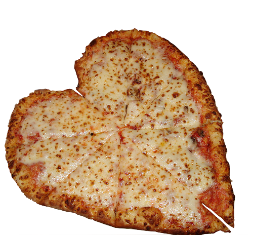 Considering how much I love pizza, I would be incredibly psyched if some future boyfriend did this for me. The sweet little things.