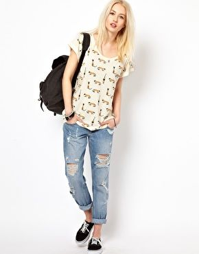 Asos Worn By Cats T-Shirt. | Beautiful clothes 2013/2014 ...