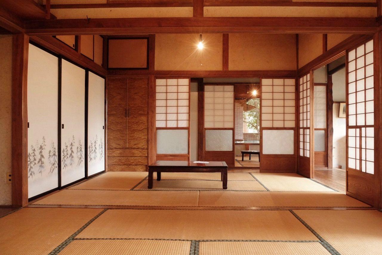 古民家 和室 一軒家 ロケ地 スタジオ Fululu古民家山岸邸 飯能の