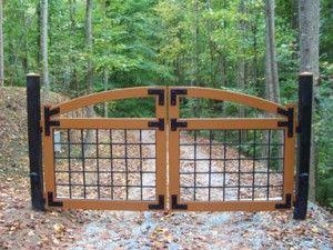 Residential Gate Systems Driveway Entry Gates Atlanta