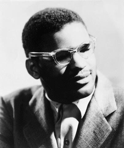 A young Ray Charles (With images) | Ray charles, Charles, Soul music