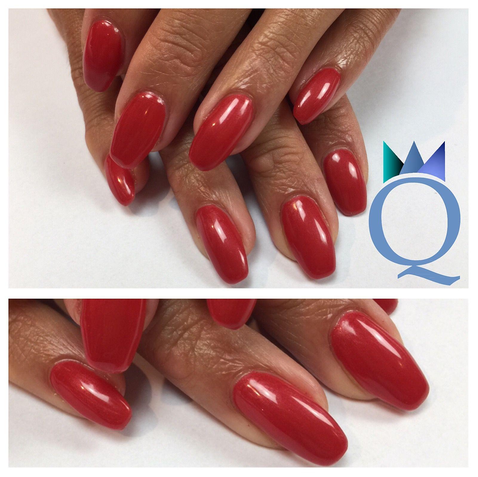 Schön Nageldesign Rot Galerie Von #gelnails #nails #red #gelnägel #nägel #rot #nagelstudio