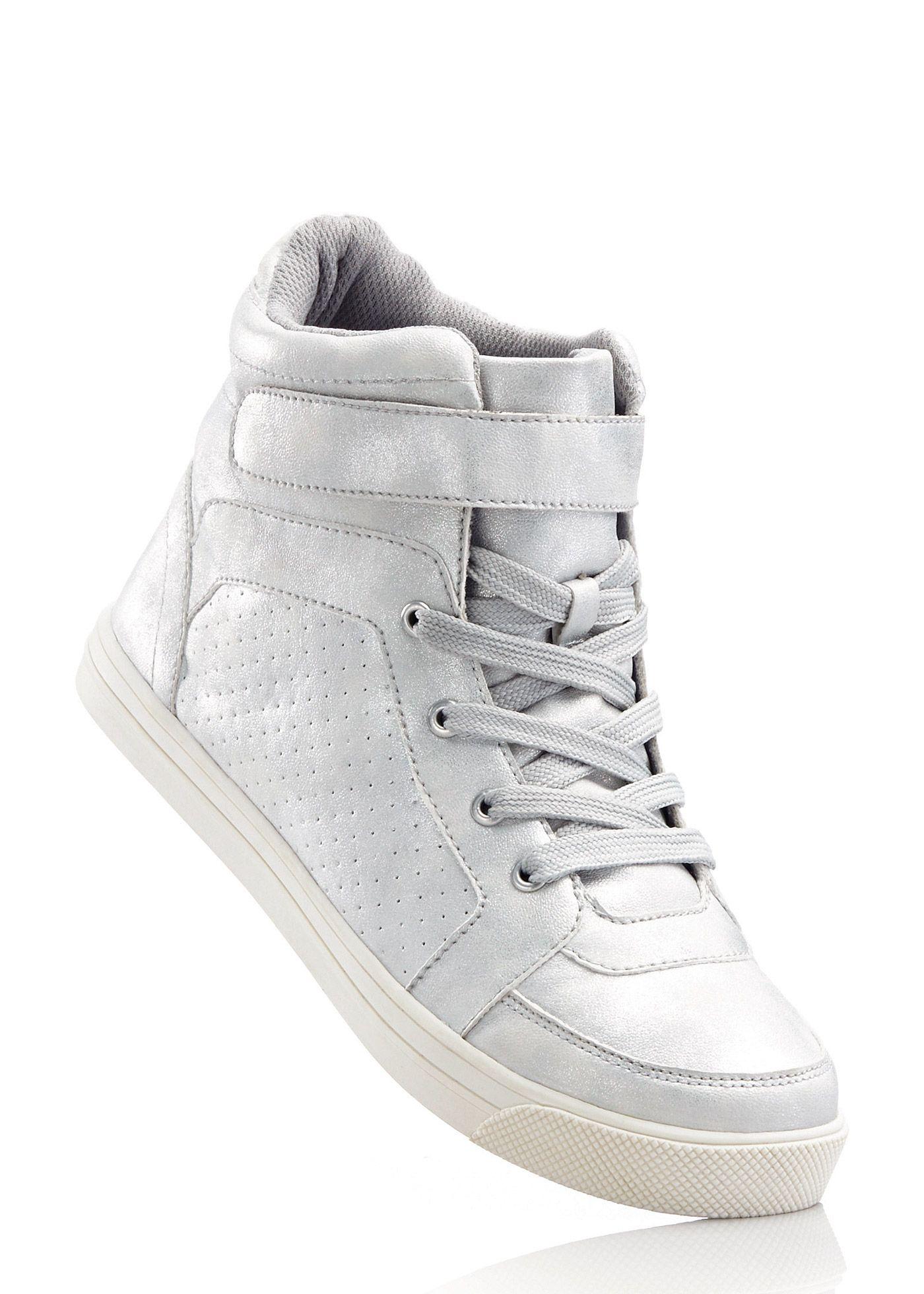 Sneakers, RAINBOW, zilverkleur