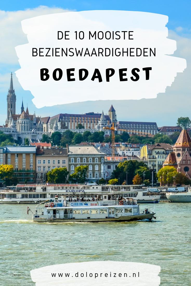 10 Leuke Bezienswaardigheden In Boedapest Boedapest Boedapest Hongarije Stedentrip