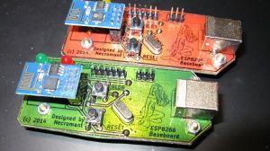 ESP8266 and PL2303HX-gpio adventures.