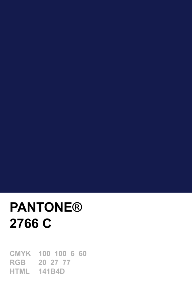 Pantone 2766 C Business Brand Colors In 2019 Pantone