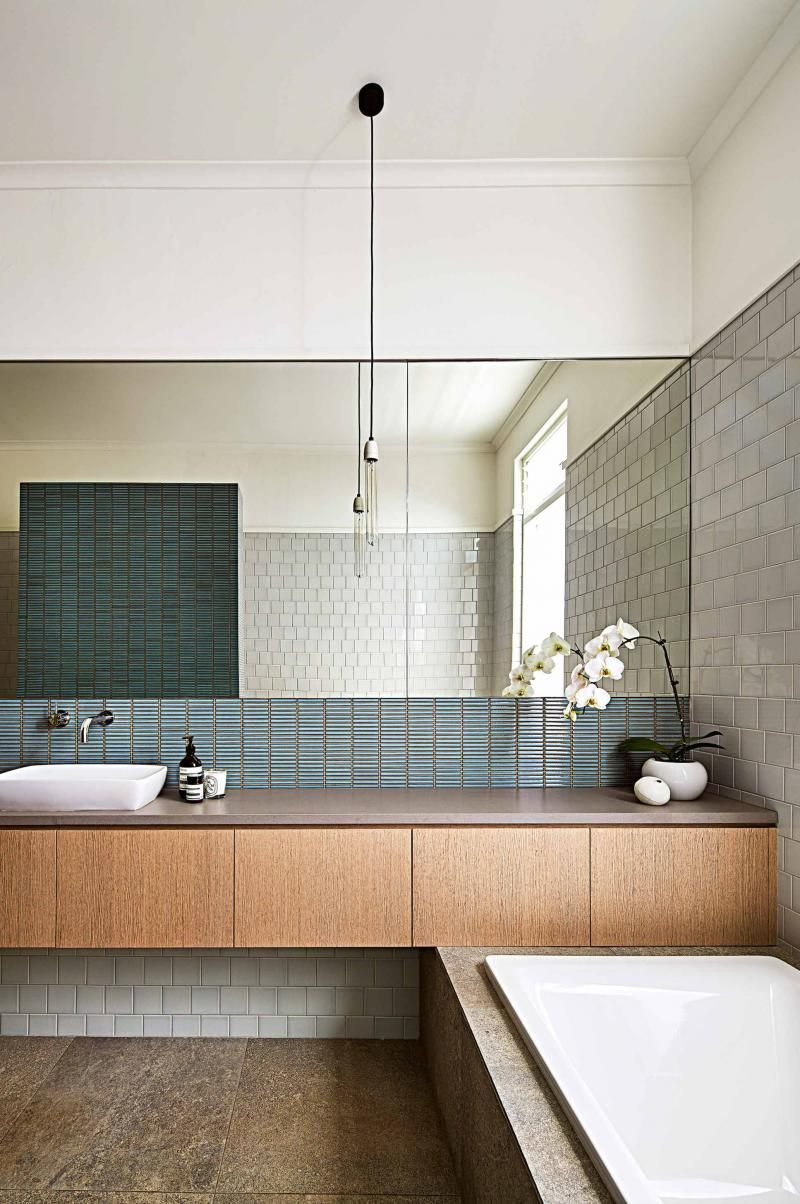 make architecture / rosebank house renovation, kew | bathroom ...