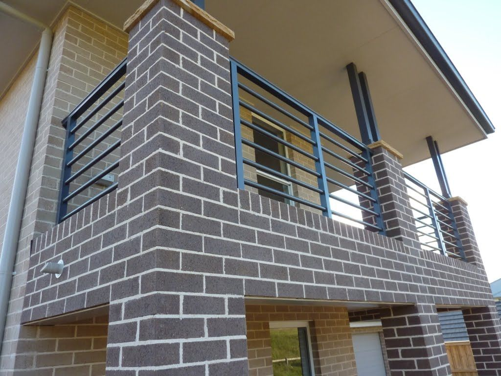 Railing Designs For Roof - Modern House