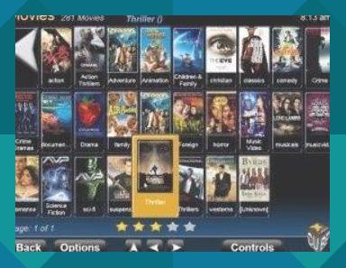 Films xLobby Cube par genre entertainmentmoviesbygenre