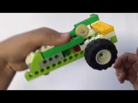 Line Follower Wedo 20 Building Instructions Youtube Roboty