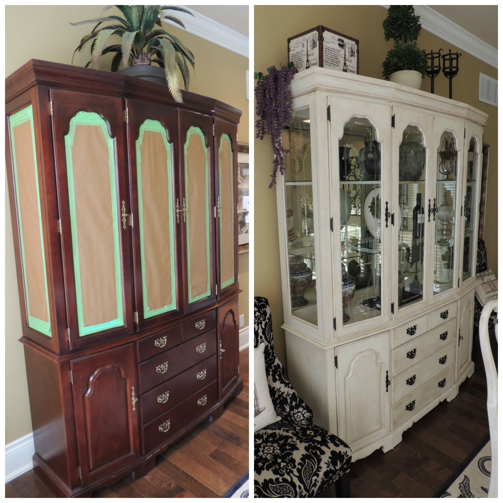 cabinet hutch above china purchased again i remiss was diy the original before furniture picture a housematekate with taking dresser finish refinished refinishing in conjunction this dsc
