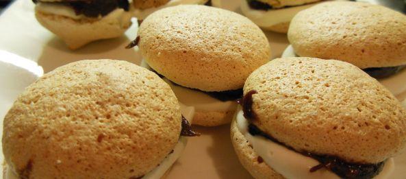 Merengue sandwich - #glutenvrij #glutenfree