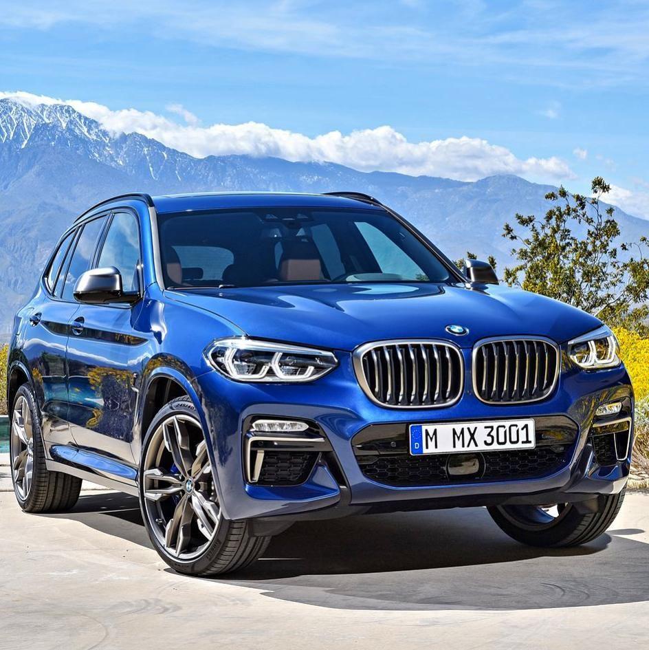 Bmw X3 M40i 2018 Rumo Ao Brasil Revelada Nos Estados Unidos A Nova Geração Do Modelo Recebeu Atualizações Visuais Melhorias Técni Bmw X3 Bmw Luxury Car Brands