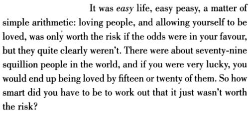 Nick Hornby, About a Boy