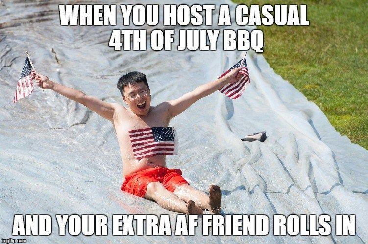 4th Of July Bbq Meme Happy 4 Of July 4th Of July July