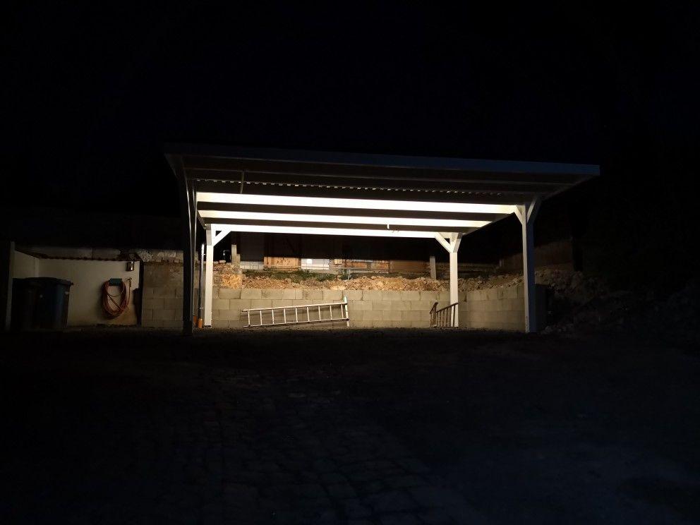 Indirekte Beleuchtung Carport Carport Selber Bauen Partyraum Im Keller Haus Sanieren