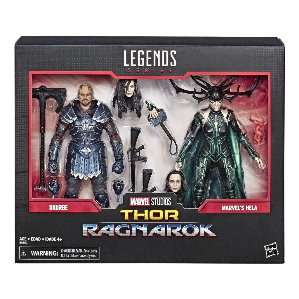 Marvel Legends 80th Anniversary Thor 6-Inch Action Figure *New*