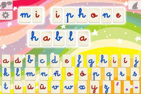 http://itunes.apple.com/es/app/la-magia-las-palabras-alfabeto/id487162791?mt=8 La Magia de las palabras