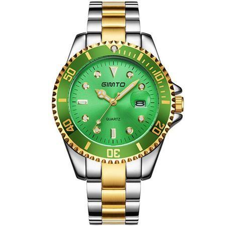 Roman Numerals Rhinestone Analog Wrist Watch