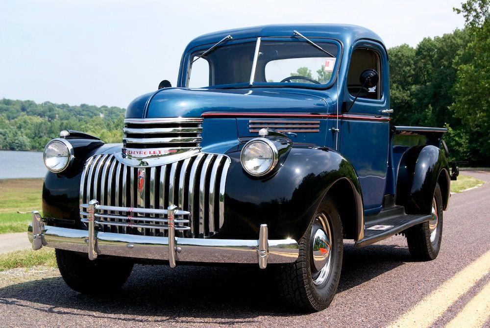 1945 Chevrolet Pickup | MotoeXotica Classic Car Sales | custom ...